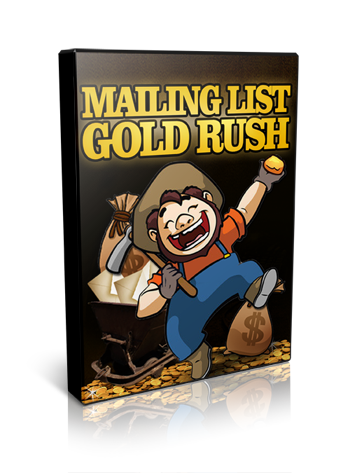Mail List Gold Rush
