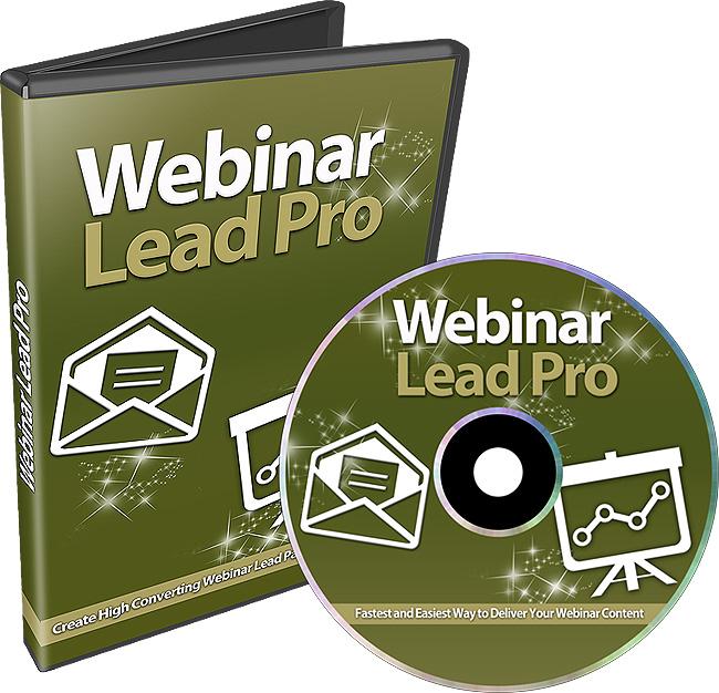 Webinar Lead Pro